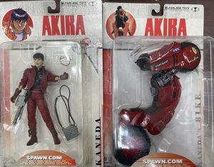AKIRA フィギュア